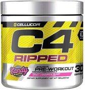 Cellucor C4 Ripped Pre-Workout - 30 Doseringen - Raspberry Lemonade
