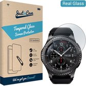 Just in Case Tempered Glass (0.3mm) Samsung Gear S3 / Gear S3 Classic - Arc Edge