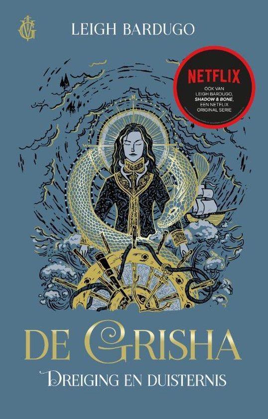 Boek cover De Grisha 2. Dreiging en duisternis van Leigh Bardugo (Paperback)