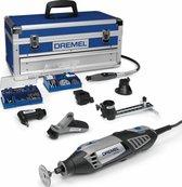 Dremel 4000 Multitool - Roterend - 175 W - Met 128 accessoires en toolbox