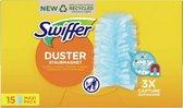 Bol.com-Swiffer Duster Trap & Lock - Voordeelverpakking 3 x 15 Navullingen-aanbieding