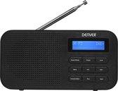 Denver DAB-42 - Draagbare DAB+ radio - Zwart