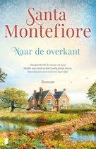 Boek cover Naar de overkant van Santa Montefiore (Onbekend)
