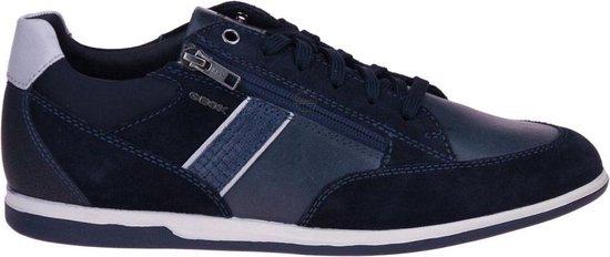 Geox Blauw Sportieve Schoen