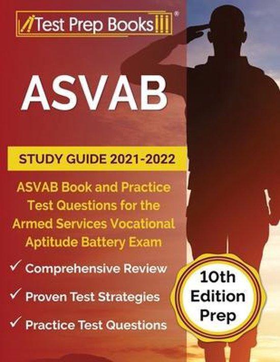ASVAB Study Guide 2021-2022