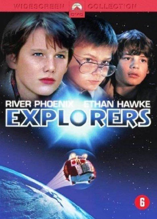 Cover van de film 'Explorers'