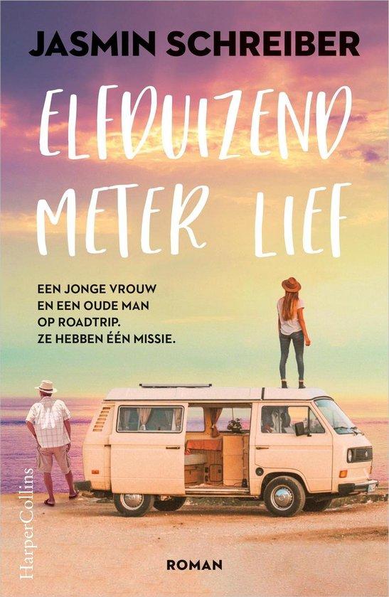 Boek cover Elfduizend meter lief van Jasmin Schreiber (Onbekend)