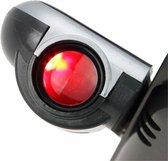 Digitale LCD Time Projector Snooze Wekker Temperatuur Weer Vochtigheid LED