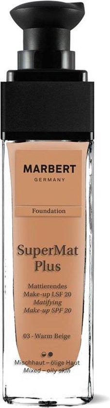 Marbert SuperMat Plus Foundation 30 ml