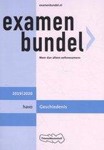 Examenbundel havo Geschiedenis 2019/2020