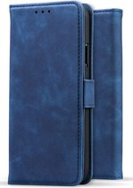 Rosso Element Apple iPhone 5/5S/SE Hoesje Book Cover Blauw
