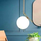 YWXLight Nordic hanger licht woonkamer studie slaapkamer bed lamp restaurant gepersonaliseerde decoratieve hangende lamp