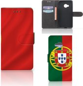 Bookcase hoesje HTC U Play Portugal