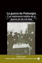 La guerra de Palonegro