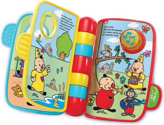 VTech Baby Bumba Muziekboekje - Interactief Boekje