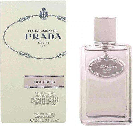 Prada Iris Cèdre 100 ml eau de parfum spray herenparfum