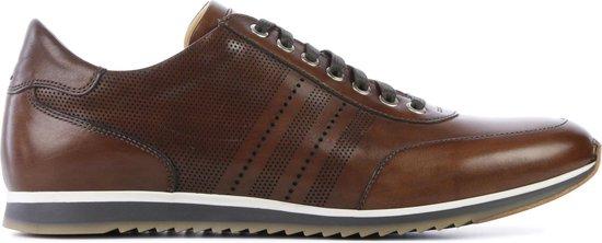 Heren Sneakers Bruin Maat 46