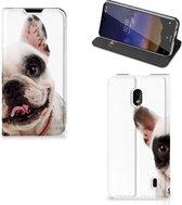 Nokia 2.2 Hoesje maken Franse Bulldog