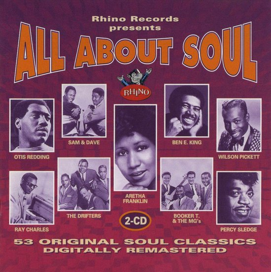 All About Soul