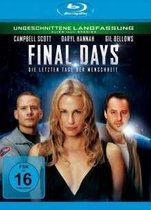 Final Days - Die letzten Tage der Menschheit/Blu-ray