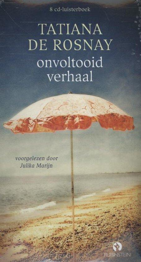 Onvoltooid verhaal - Luisterboek - Tatiana de Rosnay |