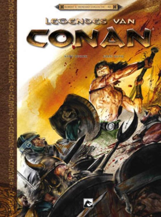 Conan legendes van hc03. geboren op het slagveld 3/3 - Kurt Busiek |