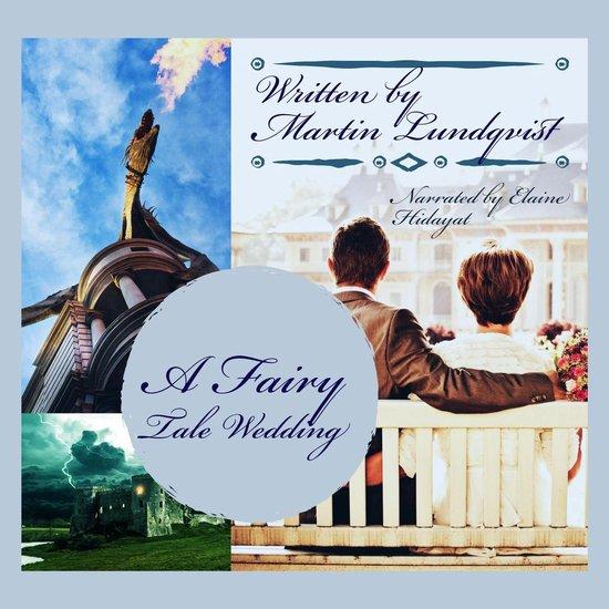 Boek cover Fairy-Tale Wedding, A van Martin Lundqvist (Onbekend)