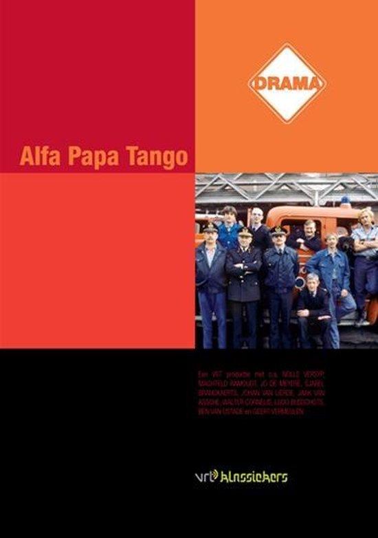 Cover van de film 'Alfa Papa Tango'