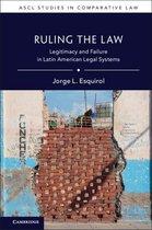 Omslag Ruling the Law