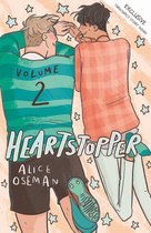Boek cover Heartstopper Volume Two van Alice Oseman