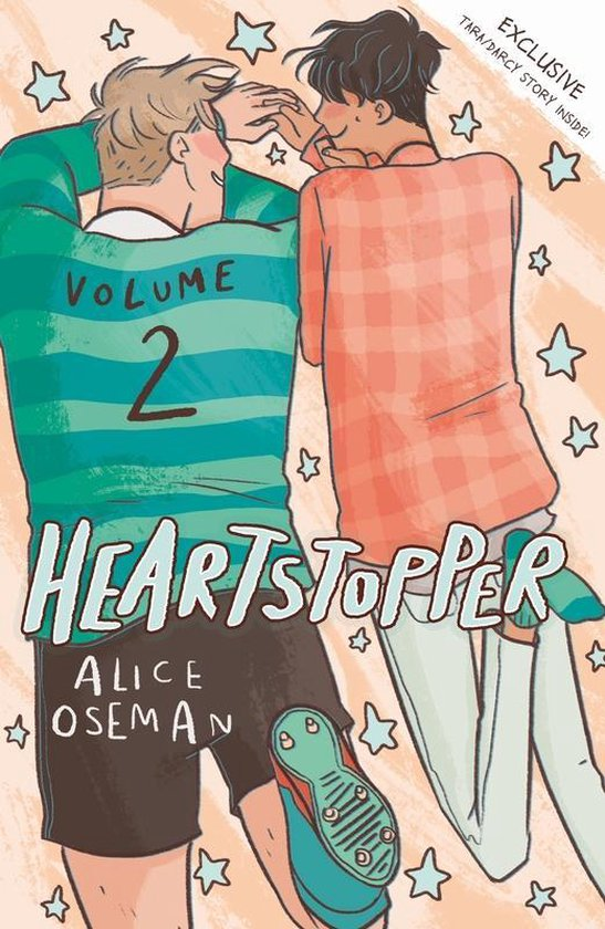 Boek cover Heartstopper Volume Two van Alice Oseman (Paperback)