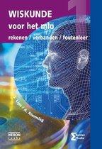 Boek cover Heron-reeks  -  Wiskunde voor het MLO Deel 1 rekenen, verbanden, foutenleer van Jan Lips