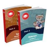 Oefenboeken Leerjaar 1 Alle Onderdelen - Deel 2