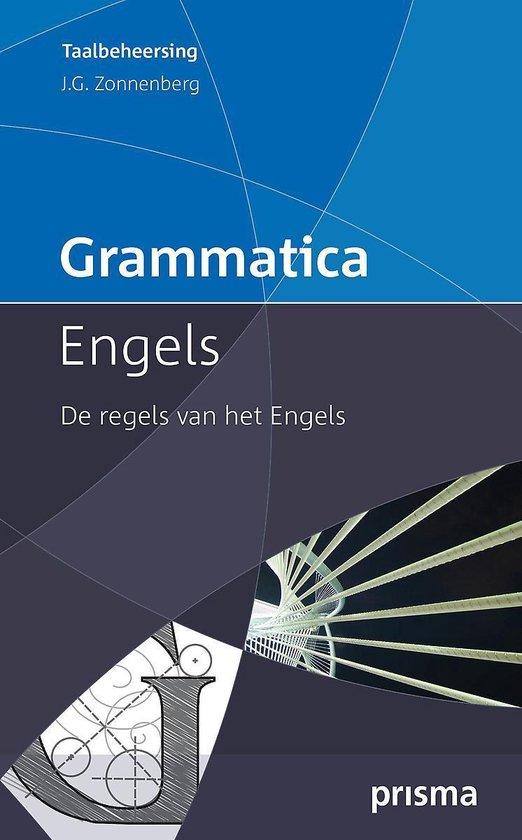 Grammatica Engels - Johan Zonnenberg |