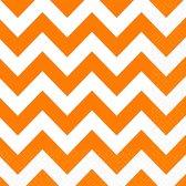Amscan Servetten Waves 33 X 33 Cm 20 Stuks Oranje
