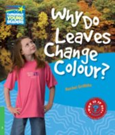Cambridge Young Readers: Factbooks 3: Why Do Leaves Change Colour?