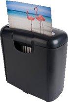 Pavo Papiervernietiger - 6 blads x 6mm - 10 Liter opvangbak