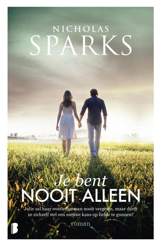 Je bent nooit alleen - Nicholas Sparks pdf epub