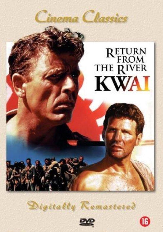 Cover van de film 'Return From The River Kwai'