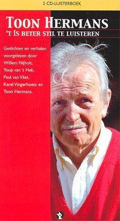 T is beter stil te luisteren cd - Toon Hermans | Readingchampions.org.uk