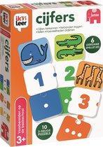 Leerspel - Ik leer cijfers - 10x3st.
