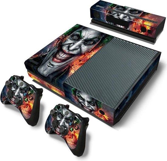 The Joker Crazy – Xbox One skin