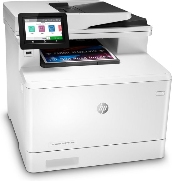 HP Color LaserJet Pro M479dw - All-in-one Laserprinter