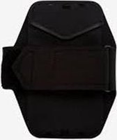 Nike Lean Arm Band Plus phone houder zwart