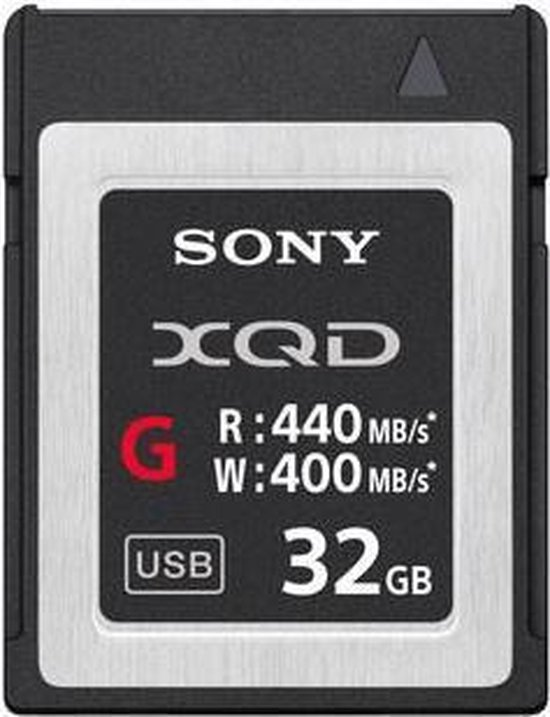 Sony XQD High Speed 32GB R440 W400