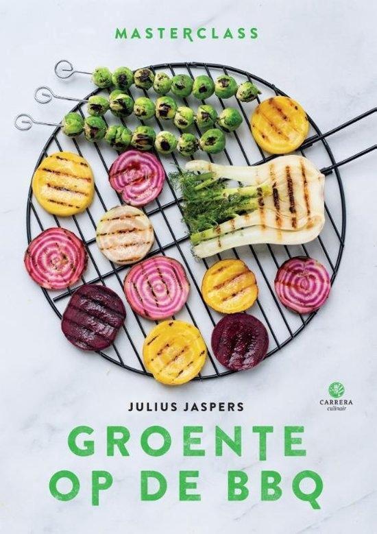 Masterclass - Groente op de BBQ - Julius Jaspers