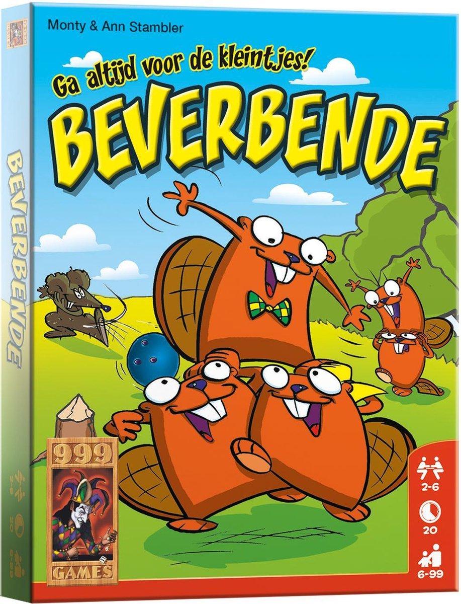 Beverbende Kaartspel - 999 Games
