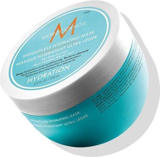 Moroccanoil Weightless Hydrating haarmasker Vrouwen 250 ml
