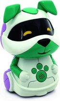 Clementoni - Digi-Bits Hond - robot, programmeerbaar educatief - coding robot, speelgoedrobot - STEM