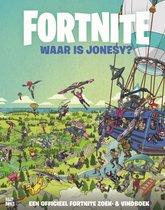 Waar is Jonesy? Een zoek- en vindboek!